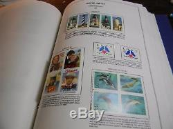 Massive US Postage Collection in Liberty Album! $612 Face Value+Old U. S! 70%FV