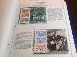 Massive US Postage Collection in Liberty Album! $810+ Face Value+Old U. S! 70%FV