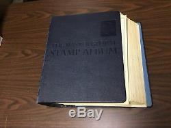 Master Global Stamp Album Collection! Estate Sale! Must See! Free Shipping