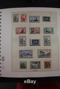 NEW CALEDONIA Premium MNH 1973-2016 Stamp Collection 3 Albums