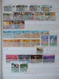 Neuseeland Sammlung New Zealand Album Collection