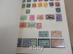 New Zealand Early To Modern Mint And Used Stamps Collection In 5 Albums