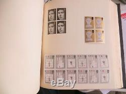 Old STAMP Album GB & WORLD collection interesting lot see photos