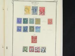 Old Time Venezuela Stamp Collection on Album Pages Mint & Used, BOB+ 1859-1964