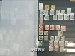 Original Accumulation With Nice Collections In 7 Albums + More Free Postage