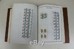 Over $150 Face Value Stamp Collection Album of Plate Blocks- 1930-1974 (V130)