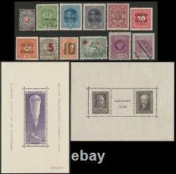 POLAND 1860-1948 collection in album. SG cat £25,000+. Impressive & valuable