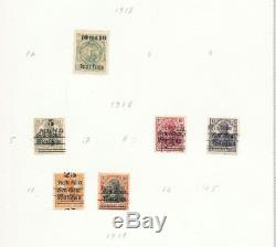POLAND OLD/Modern M&U 2 Album Collection(Appx 2000)ALB306