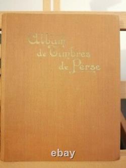 Perse Collection Timbres Neufs Et Obliteres 1870-1926 Dans Album D' Epoque
