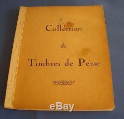 Perse Collection Timbres Neufs Et Obliteres 1881-1926 Dans Album D' Epoque