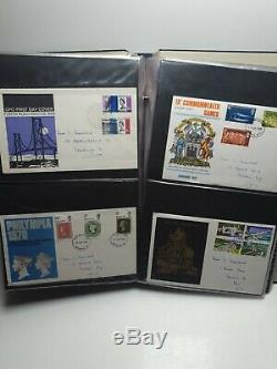 Rare Album. FDC. First Day Covers Collections. Mixture! Rare JobLot. Over 115 GB. Rus