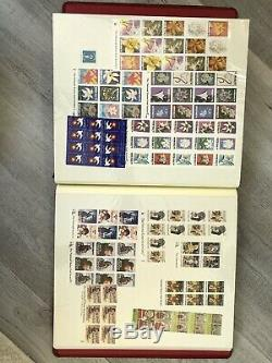 Rare Stamp Collection. Over 1,900 Stamps In Album