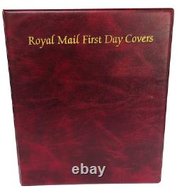 Royal Mail First Day Cover Stamp Collection Album Book 69 Sleeve Inserts