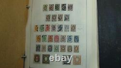 Russia stamp collection in Scott Int'l album to 1980 with many 1, ooo's