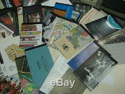 STAMPS COLLECTION 59 PRESTIGE BOOKLETS ZP1a DX1-DY5 COMPLETE + ALBUMS