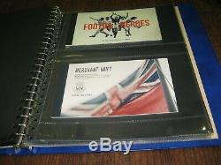 STAMPS COMPLETE COLLECTION 61 PRESTIGE BOOKLETS BOOK ZP1a DX1-DY8 +3 ALBUMS