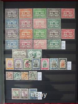 Sammlung Jordanien, Palästina, Hedschas Middle East Jordan Album Collection