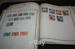 Scott Brown International Part 4 Album Collection with 1,900 + Stamps