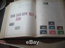 Scott International Junior TWO Album Collections 1800's-1940's