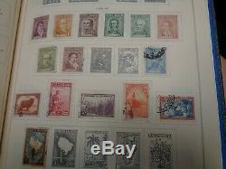 Scott International Part I 1840-1940 WW US Clean Album collection 3,000 stamps