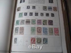 Scott International TWO WW A-I + I-W Album Collections 1800's-1963