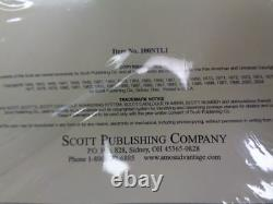Scott US National Stamp album collection pages supplement 1845-1934 pt I 100NTL1