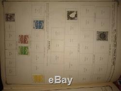 Stamp album, Fantastic Worldwide Collection in a Scott 19th Century Album