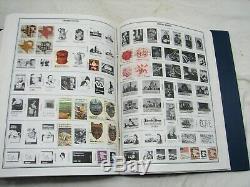 Statesman Comprehensive Worldwide Stamp Collecting Kit Album Harris withBox