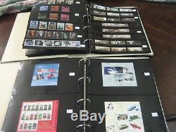 Superb Commemorative Collection 1953 2012 Fv Mnh £1266 Stamps Albums