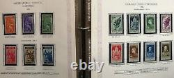Superb Vatican City Complete Mint Collection 1929-1984, In Two White Ace Albums