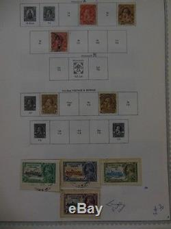 TURKS & CAICOS All Very Fine, Used, clean collection on album pages. Beautiful