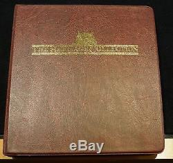 The Heritage Collection Of Commemorative Stamps From 1893-1991 Album, 459 Stamps
