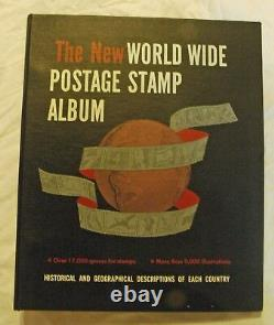 U. S. MINT and WORLD POSTAGE STAMP COLLECTION in 4 ALBUMS + UNSORTED PACKETS