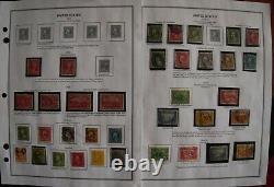 US 1840-1977 Stamp Collection Liberty Album CV 25,000.00 USD