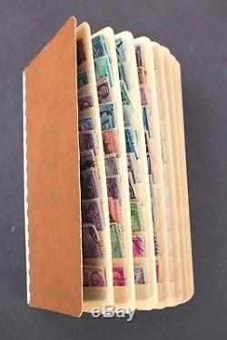 Us Old Stamp Collection 6,000+ Used In Extremley Overstuffed
