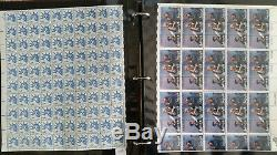 US Stamp Collection in SuperSafe Deluxe Album Vol. 4