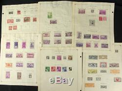 US Stamps Collection Lot Mint & Used on 100s Scott Album Pages+ BOB, Envelopes+