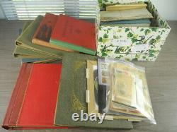 US/WW, accumulation of 1000s of Stamps & Covers in remainder albums & others