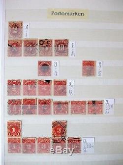 USA Sammlung US Album Collection 2700 stamps
