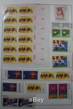 USA United States 1974-2014 Specialised 8 Album Stamp Collection USD 4500 Face