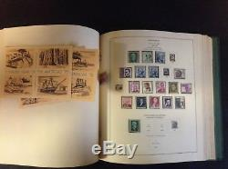 United States Collection 1922 to 1979 in Scott National Album