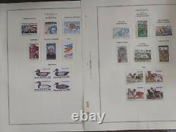 United States Mammoth stamp collection mounted in Scott specialty album. PERFECT