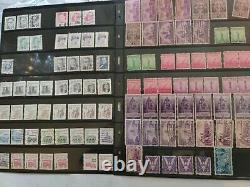 United States stamp collection in Liberty album. Quality and history together
