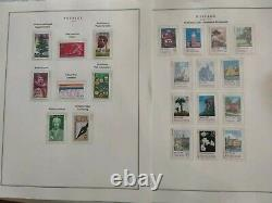 United States stamp collection in Liberty album. Quality and value together