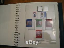 VATICAN CITY 1929 to 2008 MNH COLLECTION iN 4 LINDNER STAMP ALBUMS