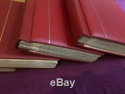 VENEZUELA Large OLD/MID 6 Albums Collection(Many 1000s)ALB162