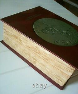 VINTAGE 1968 Harris CITATION WORLDWIDE STAMP COLLECTION ALBUM With 2000+Stamps