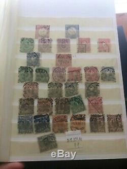 Very Large Collection Of German Stamps 6 Albums Everything Pictured 1890-1975