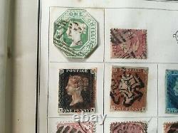Vintage Worldwide Postage Stamp Album / Stamp Collection, Superb Quality