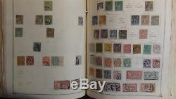 WW stamp collection in Scott Int'l album with est 7,800 DWI to Italian Cols